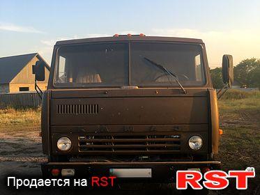СПЕЦТЕХНИКА Ассенизатор КАМАЗ 5320, обмен 1987