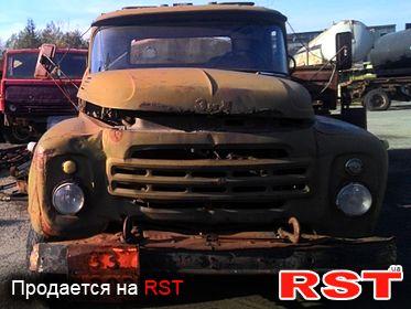 СПЕЦТЕХНИКА Бензовоз ЗИЛ 130 ТСВ-6 1981