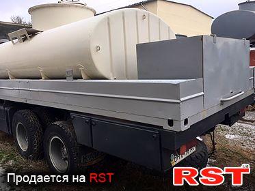 СПЕЦТЕХНИКА Бензовоз  камаз 53202 1999
