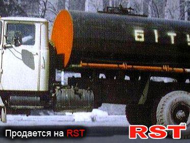 СПЕЦТЕХНИКА Битумовоз (Автогудронатор) КДМ КрАЗ 250 2009