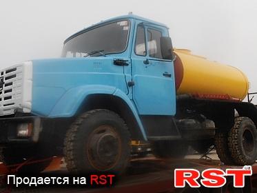 СПЕЦТЕХНИКА Битумовоз (Автогудронатор) ДС-39Б ЗИЛ 433362 2010