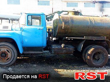 СПЕЦТЕХНИКА Битумовоз автогудронатор 431412 1989