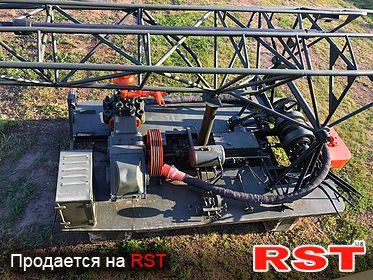 СПЕЦТЕХНИКА Буровая установка УРБ 2.5 А 1992