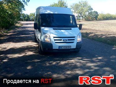СПЕЦТЕХНИКА Инкассаторские авто  FORD transit 2011