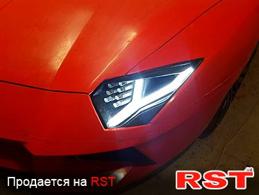 СПЕЦТЕХНИКА Customcar LAMBORGHINI aventador, обмен 2017