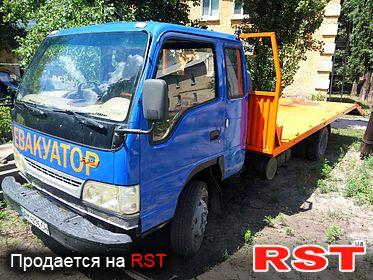 СПЕЦТЕХНИКА Эвакуатор FAW Св 1061 2008