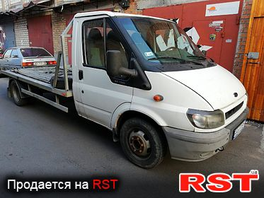 СПЕЦТЕХНИКА Эвакуатор FORD Transit 2004