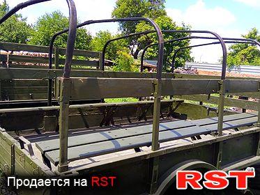СПЕЦТЕХНИКА Фургон/Кузов Газ 66 1982