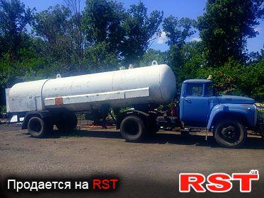СПЕЦТЕХНИКА Газовоз зил 441610, обмен 1992
