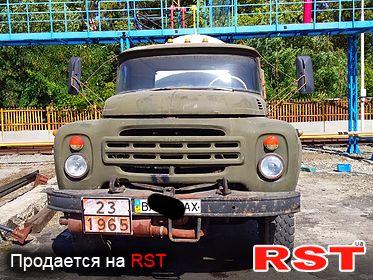 СПЕЦТЕХНИКА Газовоз  Зил 130 1992