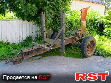 СПЕЦТЕХНИКА Кабелеукладчик ЛПК 1975