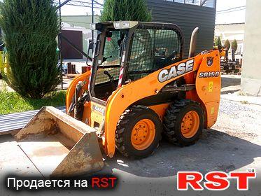 СПЕЦТЕХНИКА Погрузчик Case SR 150 2013