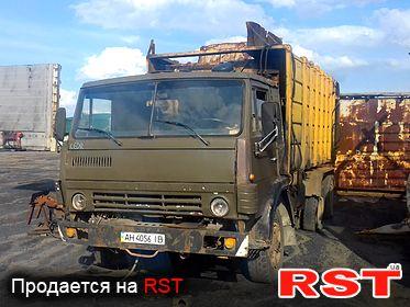 СПЕЦТЕХНИКА Мусоровоз камаз 353212, обмен 1982