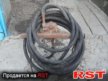 СПЕЦТЕХНИКА Насосная станция НАСОС ручной 2006