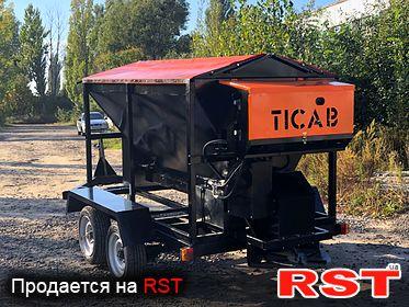 СПЕЦТЕХНИКА Пескоразбрасыватель РПС-1500 2018