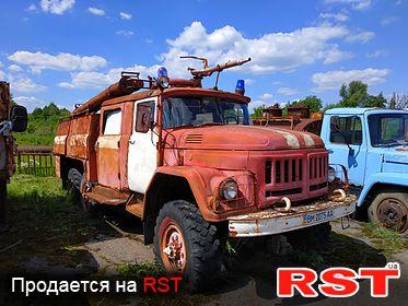 СПЕЦТЕХНИКА Пожарная Зил 131 1993