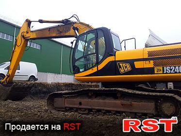 СПЕЦТЕХНИКА Экскаватор JCB JS 240 2005