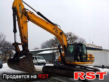 СПЕЦТЕХНИКА Экскаватор JCB 240 2008