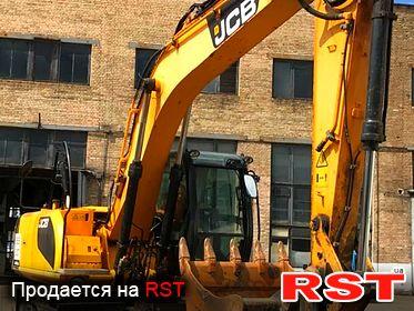 СПЕЦТЕХНИКА Экскаватор  JCB JC 160W 2012