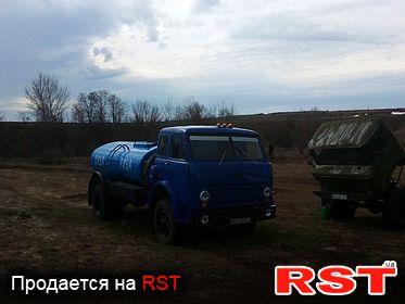 СПЕЦТЕХНИКА Рыбовоз  МАЗ 5334, обмен 1980