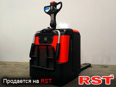 СПЕЦТЕХНИКА Рокла Электротележка BT LPE240 2011