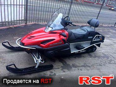 СПЕЦТЕХНИКА Снегоход Professional RS 2012