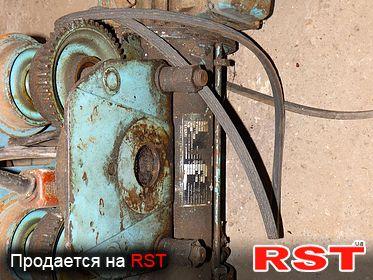 СПЕЦТЕХНИКА Тельфер Болгария, 0,5 тн, обмен 1987