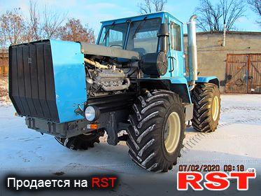 СПЕЦТЕХНИКА Трактор Т-150К 2019
