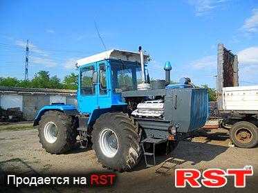 СПЕЦТЕХНИКА Трактор хтз 17221 ямз 238 2003