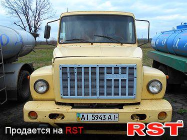 СПЕЦТЕХНИКА Водовоз ГАЗ 3307 1993