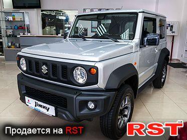 SUZUKI Jimny GLX ALL GRIP 2019