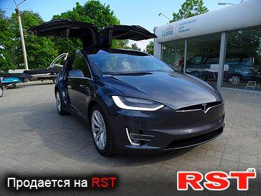 Tesla Model X P 90 D Ludicrous 2016 2016