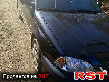 TOYOTA Avensis , обмен 2002