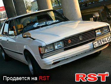 TOYOTA Cresta , обмен 1985