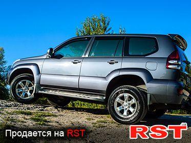 3e0be2cce962 Продаю TOYOTA Prado 120 с пробегом на RST. Авто базар на РСТ. Киев ...