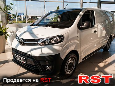 TOYOTA Proace Business 2019