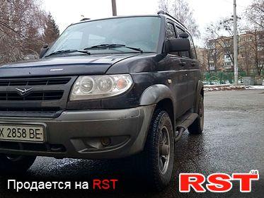УАЗ Патриот , обмен 2006