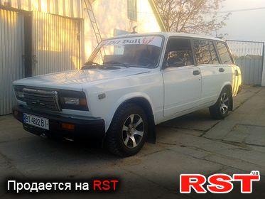 ВАЗ 2104 , обмен 1997
