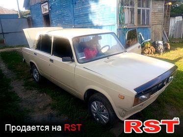 ВАЗ 2105 , обмен 1987
