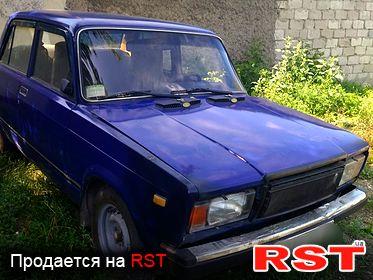 ВАЗ 2107  1988