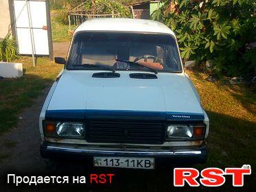 ВАЗ 2107 , обмен 1995