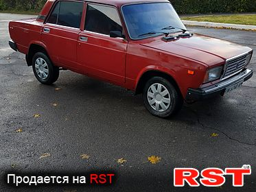 ВАЗ 2107 , обмен 1996