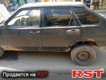 ВАЗ 2109 , обмен 1993