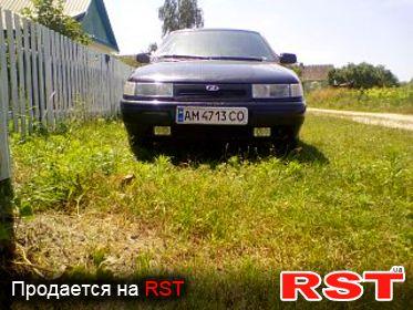 ВАЗ 2112 , обмен 2007