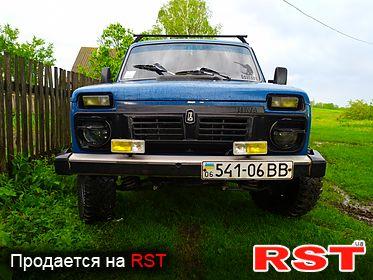 ВАЗ Нива 2121 1981