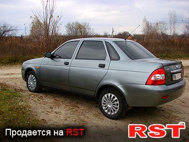 ВАЗ Приора 2170 2007