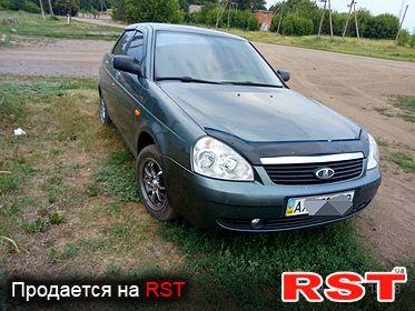 ВАЗ Приора 2170, обмен 2007