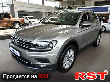 VOLKSWAGEN Tiguan Limited Edition 4Motion 2019