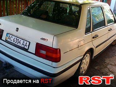 VOLVO 460  1991