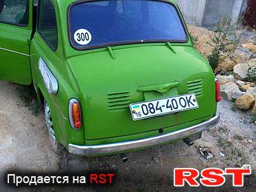 ЗАЗ Запорожец  1969